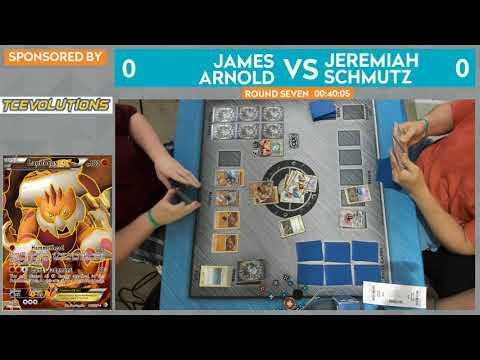 James Arnold Vs Jeremiah Schmutz Swiss R7- 2018 Virginia Regionals Championships