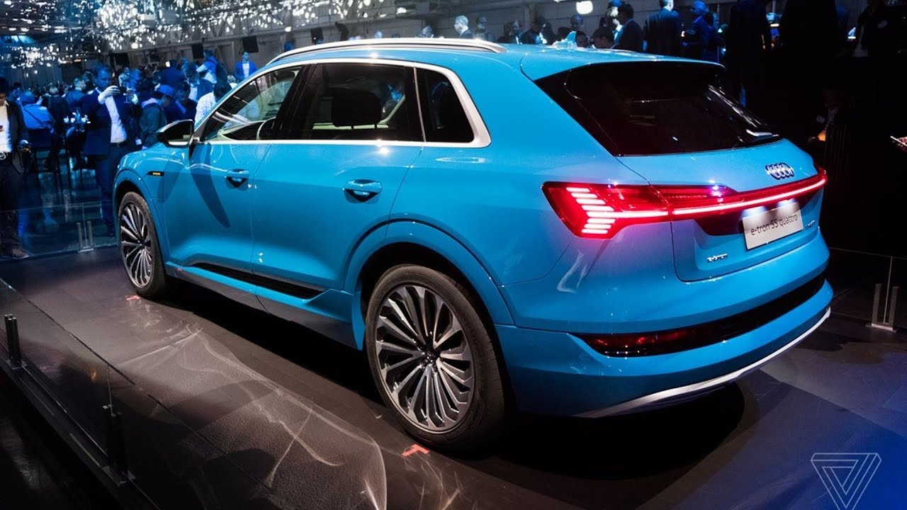 2019 Audi E Tron The Best Electric Suv