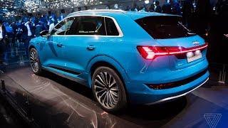 2019 Audi E-Tron - The Best Electric SUV?