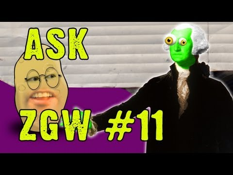 ASK ZGW #11: Zaxon The Potato