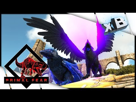Celestial Argentavis & Dark Griffin! :: Modded ARK: Scorched Fear :: E36