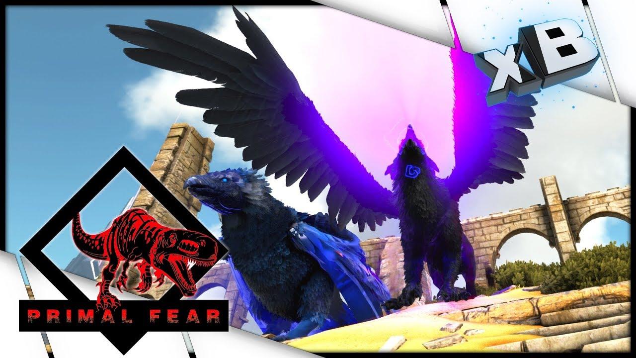 Celestial Argentavis & Dark Griffin! :: Modded ARK: Scorched Fear :: E36