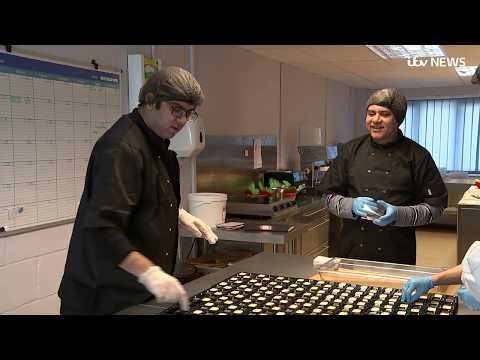 The Chocolate Company Helping Autistic Young People Into Employment | ITV News