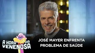 José Mayer enfrenta problema de saúde