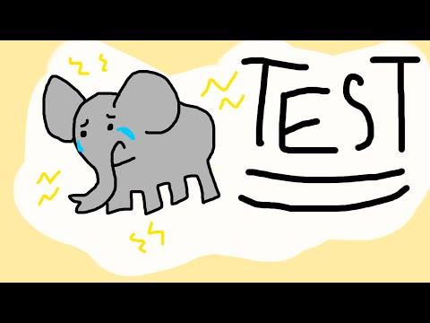 [Animation Test] RIP Topsy the Elephant