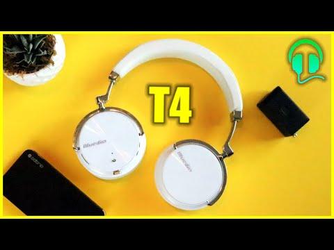 Active Noise Cancellation Headphones | Bluedio Turbine T4 Review