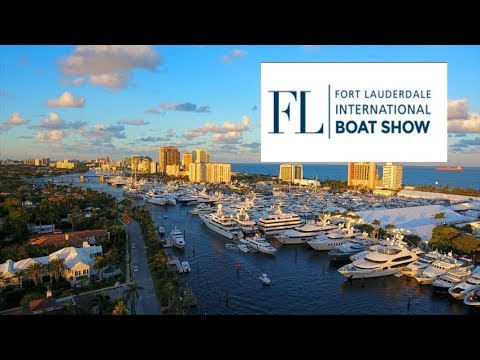 2018 FLIBS ~ Fort Lauderdale International Boat Show ~ SHOW