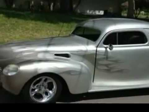 1940 Chevy Coupe Full Custom Chopped Streetrod For Sale In