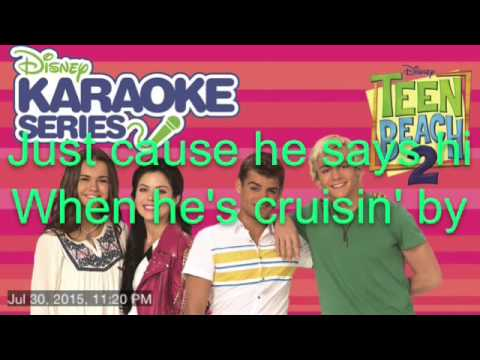 04. Falling For Ya - Chrissie Fit & Jordan Fisher (from Disney's Karaoke Series - Teen Beach 2)