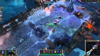 Evelynn how to play on aram - League of Legends full gameplay