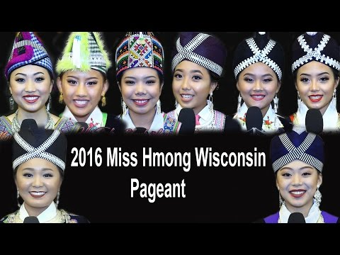 SUAB HMONG NEWS:  Meet the 2016 Miss Hmong Wisconsin Teen Pageant will be competed on Sept 3-4, 2016