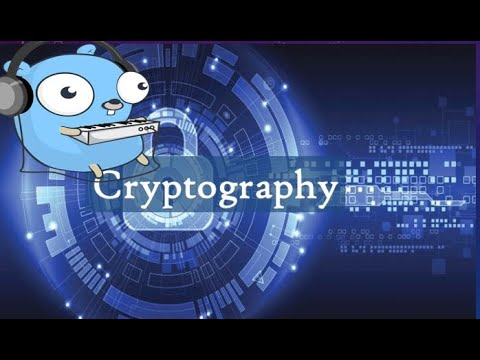 Cryptography in Golang   Example of Cryptography