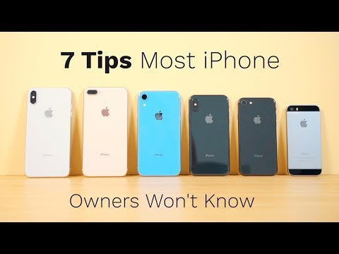 7 Tips Most iPhone Owners Won't Know!
