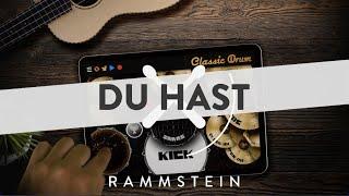 CLASSIC DRUM: Kit Du Hast - (Du Hast-Cover song)