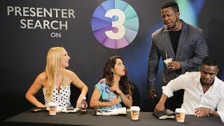 #PresenterSearchOn3 Episode 4 Funny Auditions Trailer!