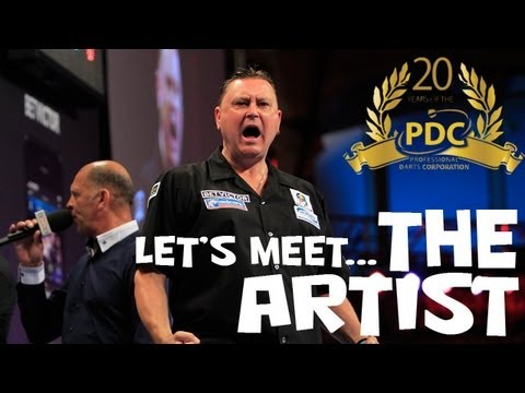 Quickfire Questions | Kevin 'The Artist' Painter