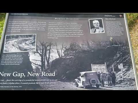 Morton Overlook: Great Smoky Mountains National Park