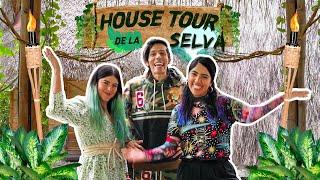 NUESTRA CASA DE LA SELVA, HOUSE TOUR  | LOS POLINESIOS VLOGS