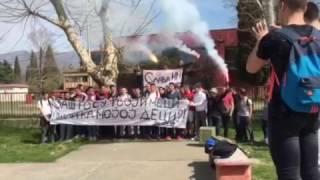 """18. Годишњица нато агресије, Гимназија"""" Петар I Петровић Његош"""""""