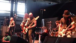 Shaman's Harvest - Dragonfly (with Behind Blue Eyes intro) LIVE Corpus Christi Tx 6/27/16