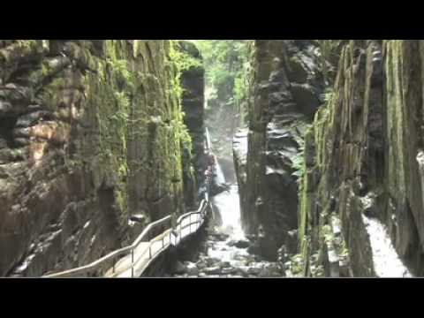 Cannon Mt, Flume Gorge and Franconia Notch