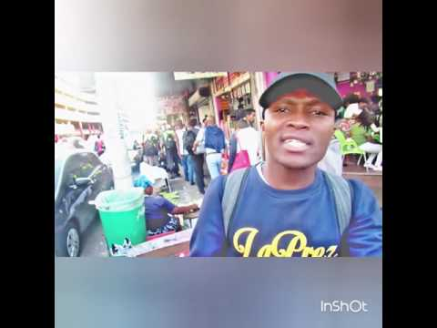 Young cannibal speaks from the streets of central Durban