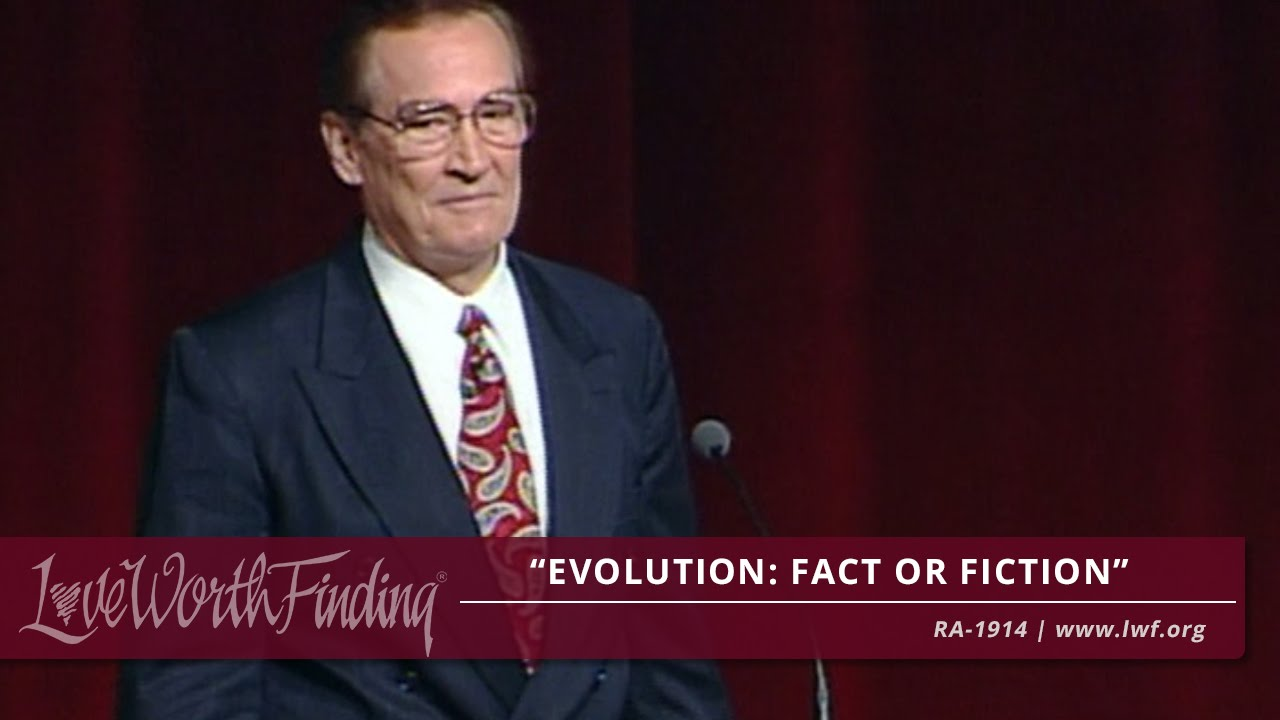 Adrian Rogers: Evolution Fact or Fiction (#1914)