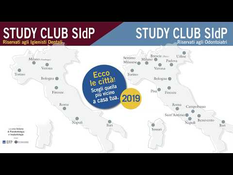 SIdP Study Club Odontoiatri e Study Club Igienisti Dentali: un'opportunità da non perdere!