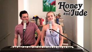 """River"" by Charlie Puth Cover by Honey and Jude"