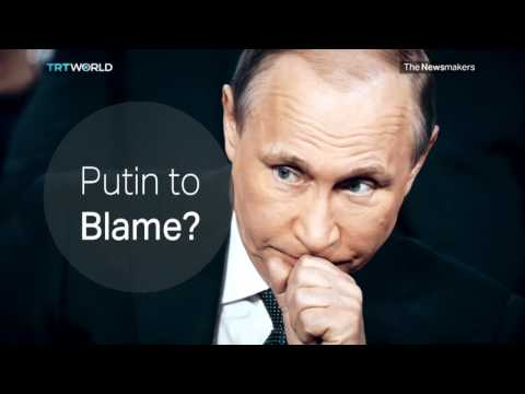 The Newsmakers - Russia's spiralling economy