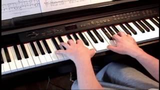 You Make Me Feel Brand New -- Piano