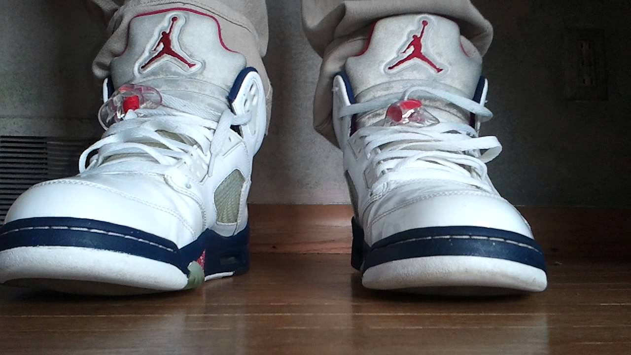 697e78b8cee9 Air Jordan 5 Retro Independence Day shoes