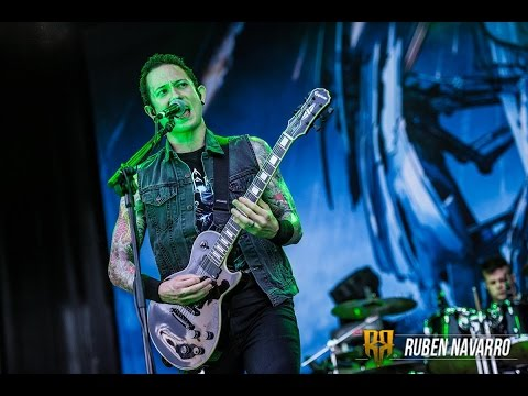 Trivium - 02. Down From The Sky @ Live at Resurrection Fest 2013 (01/08/2013, Viveiro, Lugo, Spain)