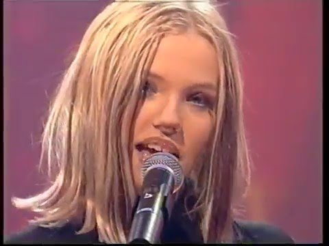 Lene Marlin - Sitting Down Here TOTP 2000