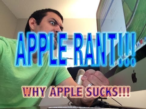 """APPLE FAN BOY CRUSHED""-THIS IS WHY APPLE'S RETURN POLICY SUCKS!!!"