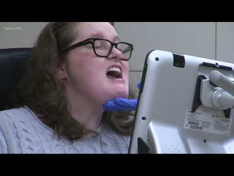 Rachel's love story: Living with ALS