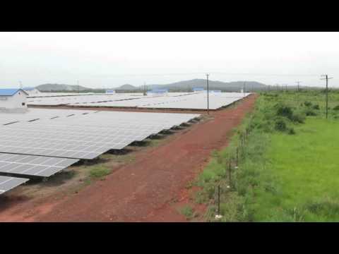 Ghana solar BXC