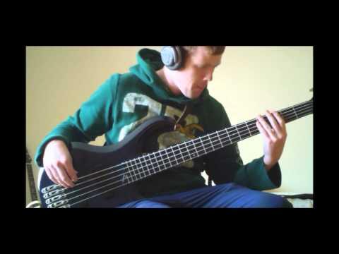 Biffy Clyro - Saturday Superhouse (Bass Cover)