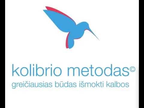 Kolibrio atsiliepimai 2014 rugpjutis, mokymai Vilniuje 2 dalis