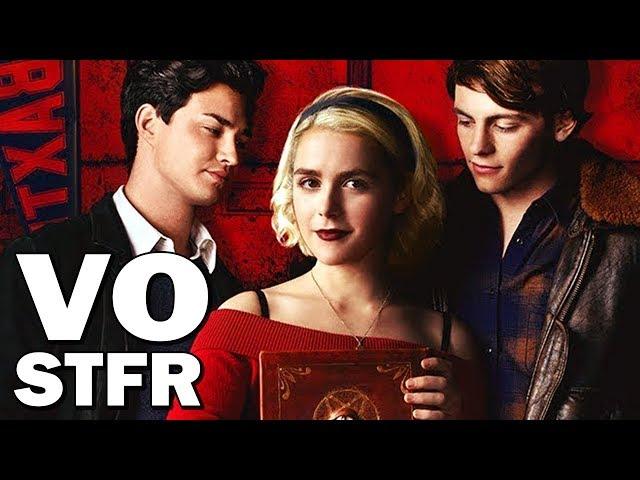 LES NOUVELLES AVENTURES DE SABRINA Saison 2 Trailer VOSTFR ★
