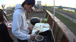 【Extreme Life】 BBQ Part1