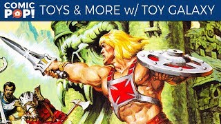 Toys and Collecting with Dan Larson of Toy Galaxy | The Elseworlds Exchange Podcast