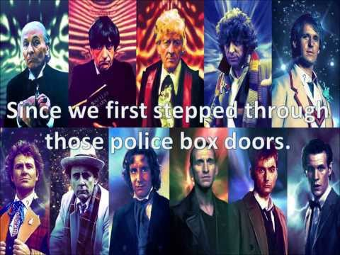 The Doctor Who Quote Song - Lyrics