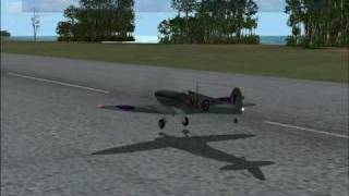 FSX Aces High