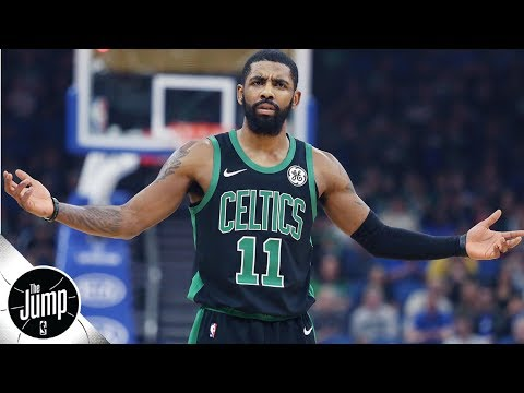 No guarantee Kyrie Irving stays with Celtics - Tracy McGrady | The Jump