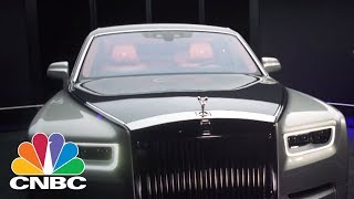 Rolls-Royce Rolls Out First Phantom In 13 Years | CNBC