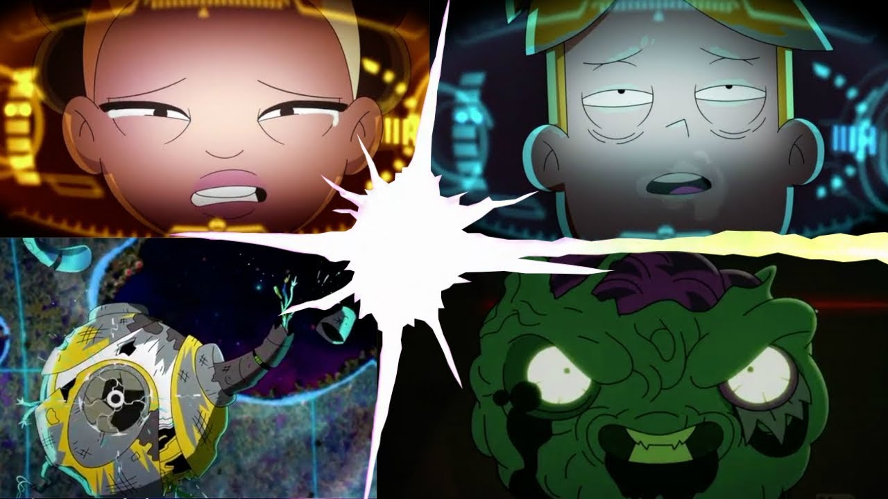 FINAL SPACE Season Finale: Who's Dead, Who's Alive? - YouTube