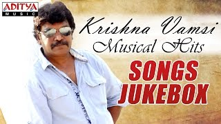 Krishna Vamsi Musical Hit Songs ► Jukebox (Vol -01)
