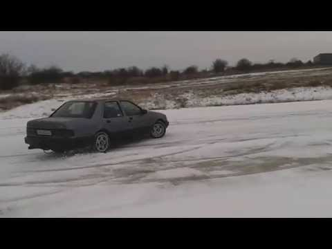 Ford Sierra 4x4 CLX On Snow.
