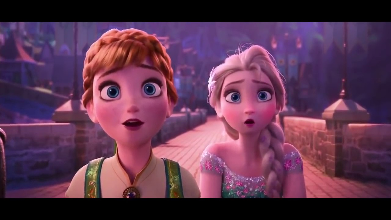 frozen fever full movie part 2 hd youtube